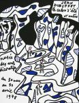 Dubuffet, Jean - 1978 - Musée des Arts Décoratifs Paris