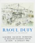 Dufy, Raoul - 1960 - Galerie Dubourg Paris