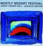 Poster: Hodgkin, Howard - 1989 - Mostly Mozart