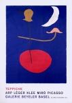 Miró, Joan - 1961 - Galerie Beyeler (Teppiche)