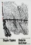 Tàpies, Antoni - 1968 - Galerie im Erker St Gallen