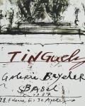Tinguely, Jean - 1987 - Galerie Beyeler