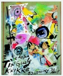 Poster: Tinguely, Jean - 1986 - Casino Knokke