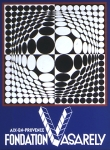 Poster: Vasarely, Victor - o.J. - Fondation Vasarely, Aix-en-Provence