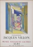 Villon, Jacques - 1955 - Musée Toulouse-Lautrec Albi