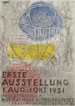 Baumeister, Willi - 1951 - Berlin, Deutscher Künstlerbund