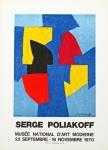 Poliakoff, Serge - 1970 - Musée National dArt Moderne