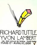 Tuttle, Richard - 1990 - Galerie Lambert
