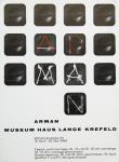 Arman - 1965 - Museum Haus Lange Krefeld