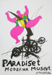 Saint-Phalle, Niki de - 1972 - Moderna Museet Stockholm (Paradiset)