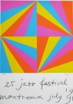 Poster: Bill, Max - 1991 - Jazz Festival Montreux