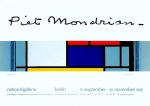 Plakat: Bill, Max - 1968 - Nationalgalerie Berlin (Mondrian)