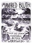 Bluth, Manfred - 1964 - Kunsthalle Netzel, Worpswede