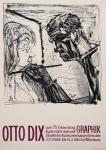 Dix, Otto - 1966 - (Selbstbildnis beim Malen) Staatliche Kunstsammlung Dresden