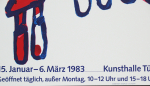 Dubuffet, Jean - 1983 - Kunsthalle Tübingen