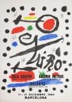 Miró, Joan - 1964 - Galerie Gaspar, Metras, Belarte