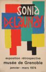 Delaunay, Sonia - 1974 - Musée de Grenoble