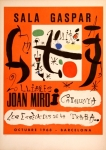 Miró, Joan - 1968 - (2 Libres) Sala Gaspar