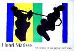 Poster: Matisse, Henri - 1991 - (Jazz) Museum of Modern Art New York