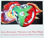 Poster: Rosenquist, James - 1989 - Museum of Modern Art