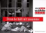 Arsch huh - 1994 - Denn he hält mr zosamme (Köln)