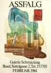 Assfalg, Siegfried - 1984 - Galerie Schmücking