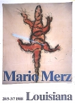 Merz, Mario - 1988 - Louisiana