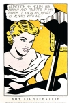 Lichtenstein, Roy - 1997 - McGaw Foundation (Girl at Piano)