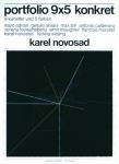 Novosad, Karel - 1976 - Portfolio 9x5 konkret Hamburg