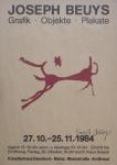 Beuys, Joseph - 1984 - Künstlerhaus Eisenturm Mainz