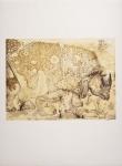 Dali, Salvador - 1971 - Galerie Moufflet (Hommage à Dürer - Rhinozeros)