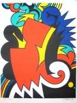 Fichtholz, Karl-Heinz - 1987 - Color Dimensions (o. Schrift)