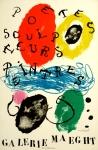 Miró, Joan - 1960 - Galerie Maeght (poetes, sculpteurs, peintres)