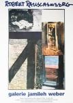 Rauschenberg, Robert - 2001 - Galerie Weber (short stories)