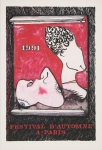 Johns, Jasper - 1991 - Festival dAutomne