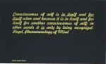 Plakat: Kosuth, Joseph - 1991 - Art Information Center Rotterdam