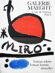 Miró, Joan - 1967 - Galerie Maeght (loiseau solaire)