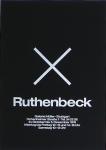 Ruthenbeck, Reiner - 1974 - Galerie Müller
