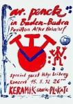 Penck, A.R. - 1992 - Pavillon Alter Bahnhof Baden-Baden