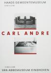 Andre, Carl - 1987 - Haags Gemeentemuseum / Van Abbemuseum Eindhoven