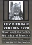 Mucha, Reinhard - 1990 -  XLIV Biennale Venedig