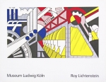 Lichtenstein, Roy - 1989 - Museum Ludwig (Study for Preparedness)