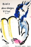 Plakat: Chagall, Marc - 1956 - Bible Verve (Moses)