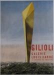 Gilioli, Émile - 1958 - Galerie Louis Carré