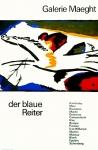 Kandinsky, Wassily - 1962 - Galerie Maeght (Der Blaue Reiter)