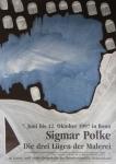 Polke, Sigmar - 1997 - Kunst- und Ausstellungshalle Bonn (Die drei Lügen der Macht)