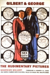 Gilbert & George - 2000 - Gagosian Gallery