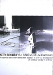 Poster: Sonnier, Keith - 1970 - Van Abbemuseum