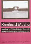 Mucha, Reinhard - 1985 - Württembergischer Kunstverein