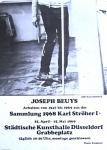 Beuys, Joseph - 1969 - Sammlung 1968 Karl Ströher I
